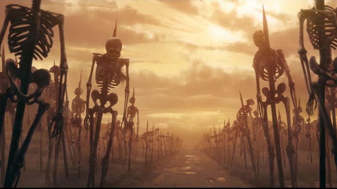 Castlevania moviepilot Team NeonFox Alexander Börste  FOLGEN 580 AUFRUFE 4 KOMMENTARE  2 gefällt das Auf Facebook teilen    Castlevania - blutiger Teaser zur animierten Netflix-Serie