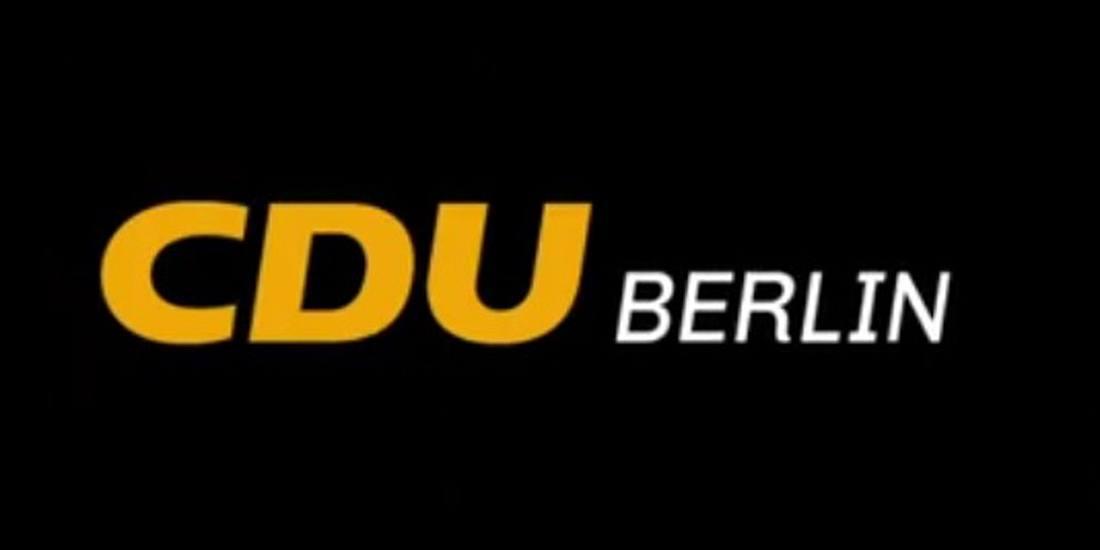 Logo der CDU Berlin