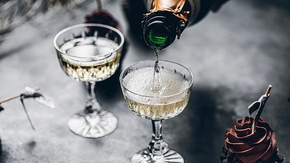 Champagner - Foto: iStock / Alvarez