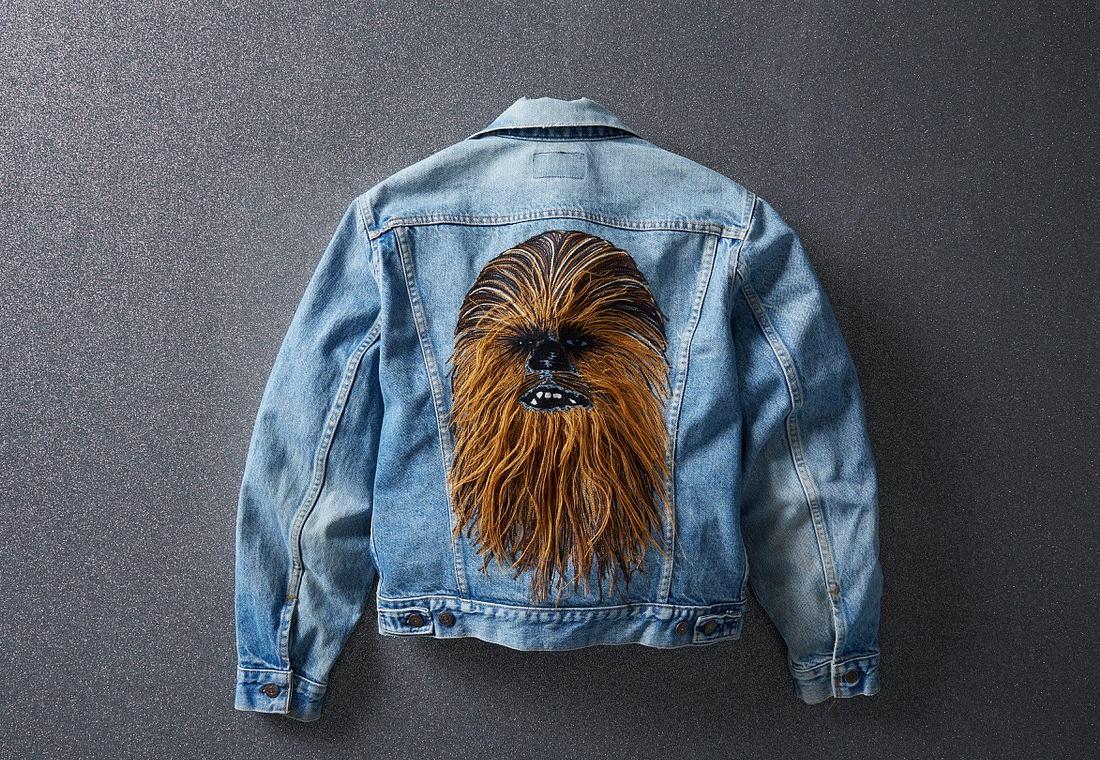 Chewbacca Trucker Jacket von Levi's