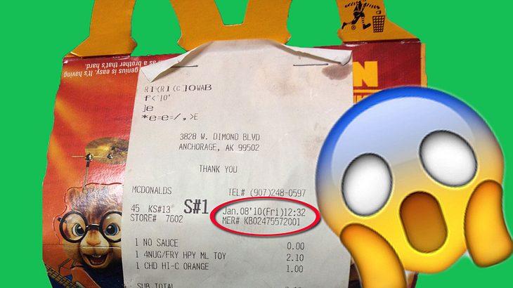 Verrotten Chicken McNuggets?