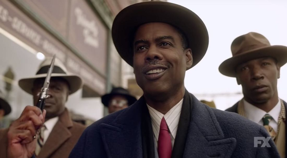 Chris Rock in Fargo 4