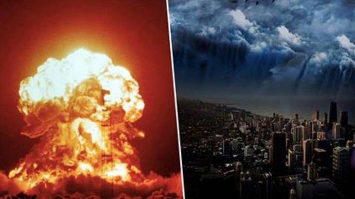 Apokalypse: Geht die Welt im Juni 2018 unter?