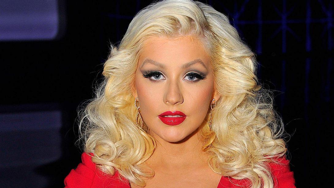 Atemberaubend! US-Superstar Christina Aguilera nackt