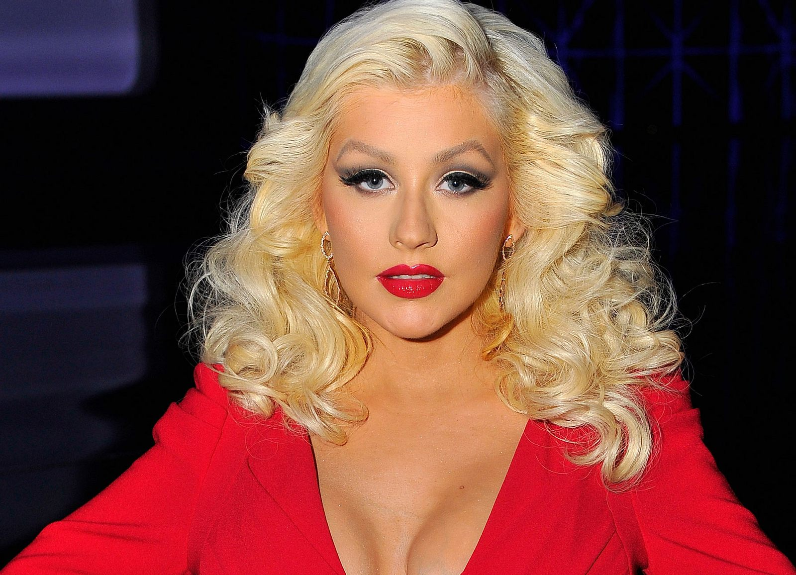 Atemberaubend! US-Superstar Christina Aguilera zieht