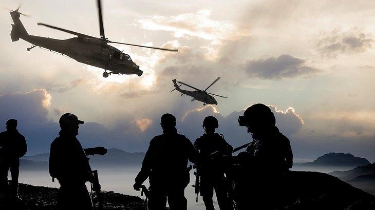 Durch geheime Militäroperationen wurden schon viele Regime gestürzt