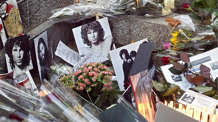 Jim Morrison gehört dem Club 27 an.