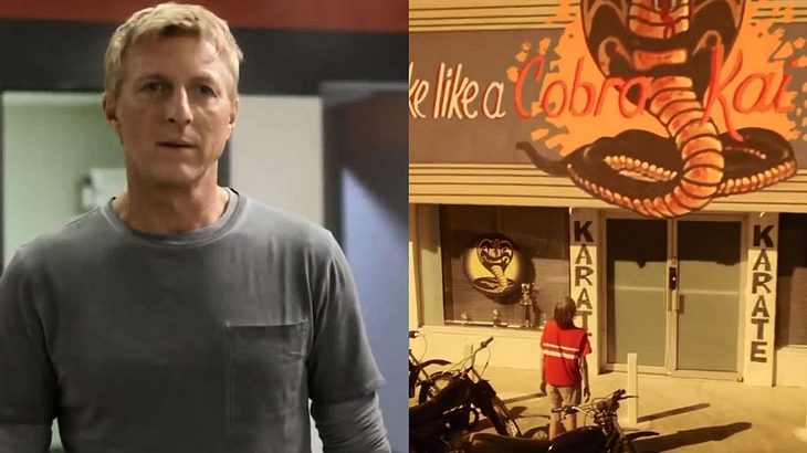 "William Zabka kehrt zurück als Johnny in ""Cobra Kai"""
