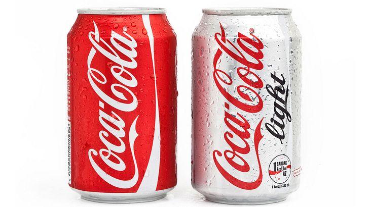Die Gefahren von Cola Light