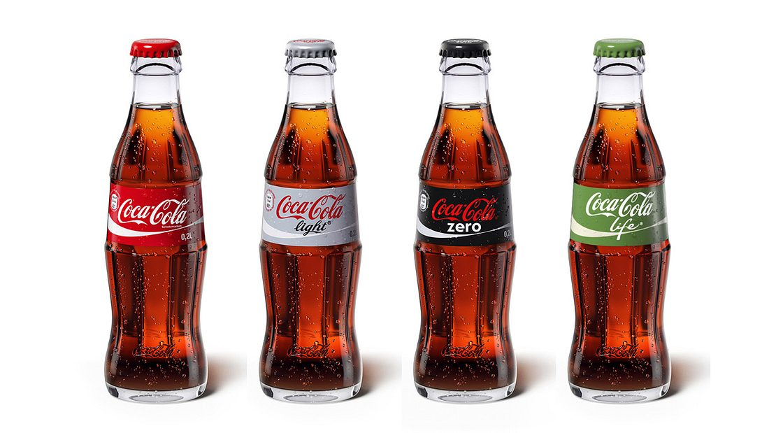 Coca-Cola stampft Coke Zero ein, dafür gibts neue Sorte No Sugar