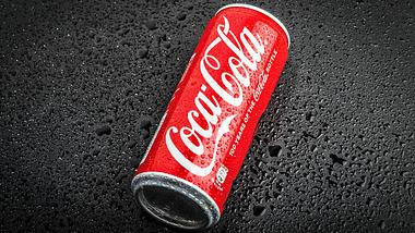 Coca-Cola Dose - Foto: iStock / StockImages_AT