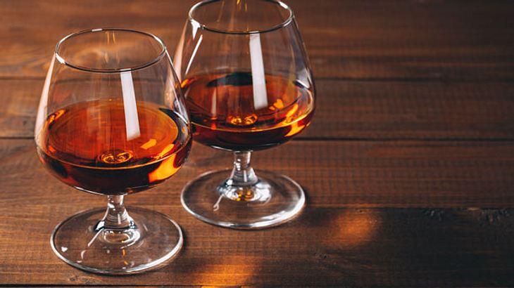 Die schönsten Cognacschwenker