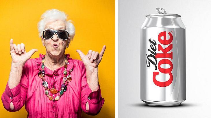 104-Jährige behauptet, dass Diät-Cola ein Lebenselixier ist