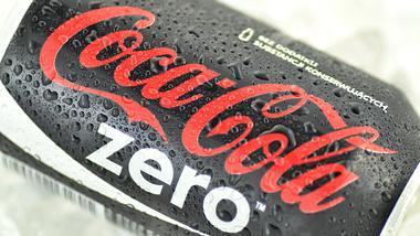 Dose Coca-Cola Zero - Foto: iStock / darios44