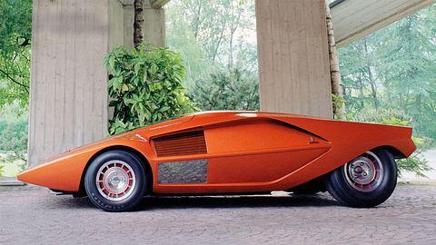 Concept Cars: Atelier der Legenden
