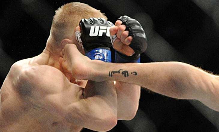 Dieses Tattoo hat sich Conor McGregor betrunken stechen lassen