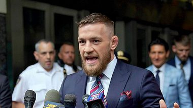 Conor McGregor äußert sich - Foto: Getty Images/TIMOTHY A. CLARY