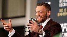Conor McGregor - Foto: Getty Images/Steve Marcus