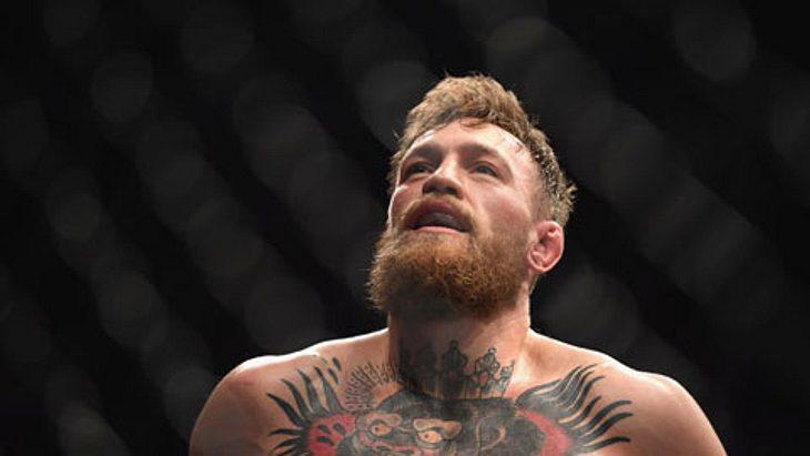 Conor McGregor verrät Ort und Termin für sein Comeback