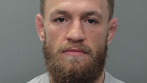 Conor McGregor: Festnahme wegen Raub und Sachbeschädigung