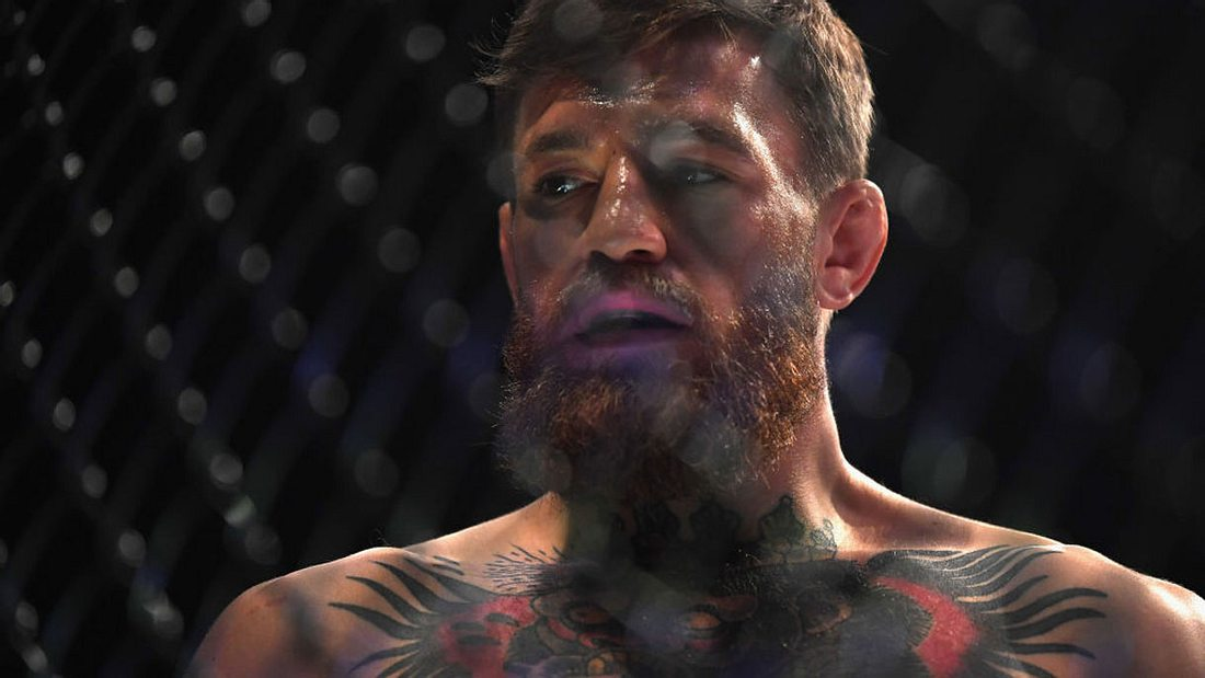 Conor McGregor bei UFC 229
