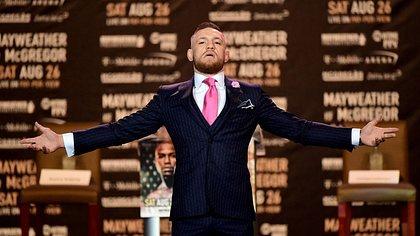 The Notorious: Film über Conor McGregor kommt in die Kinos