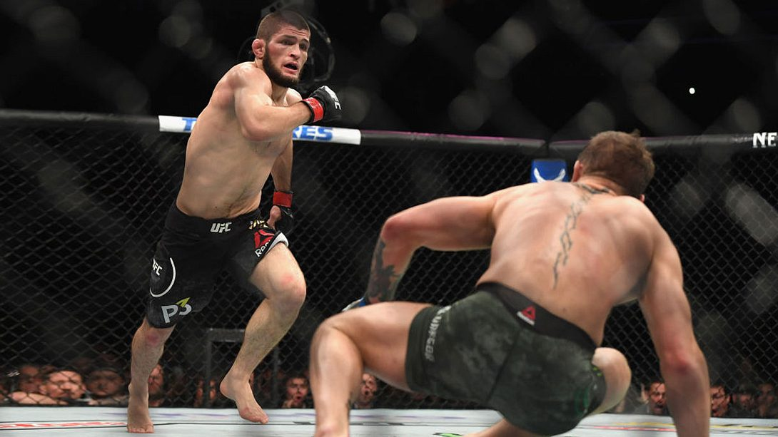 Conor McGregor vs. Khabib Nurmagomedov - Foto: Getty Images / Harry How