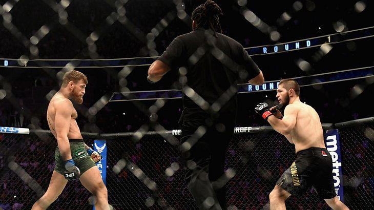 Conor McGregor vs. Khabib Nurmagomedov 2.