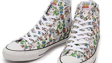 Neu: Converse bringt Toy Story-Kollektion auf den Markt