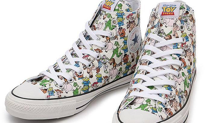 """Neu: Converse bringt """"Toy Story""""-Kollektion auf den Markt"""