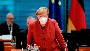 Angela Merkel - Foto: GettyImages/MARKUS SCHREIBER