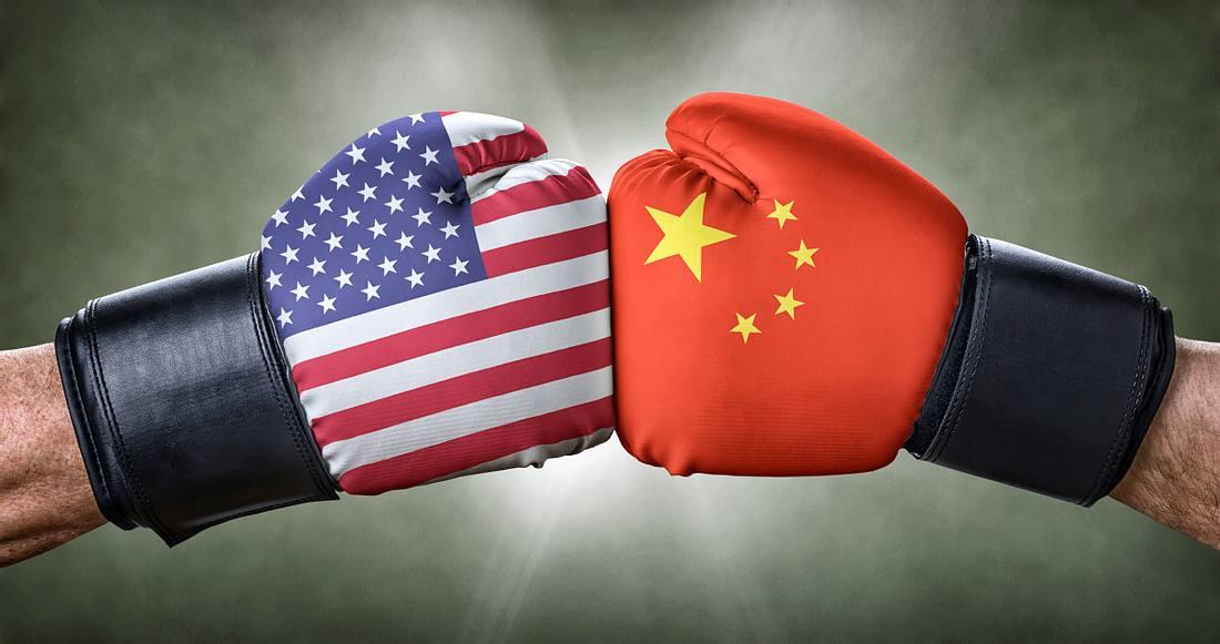 Corona-Kampf: USA vs. China