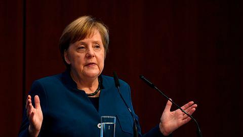 Corona-Krise: Merkels Oster-Statement