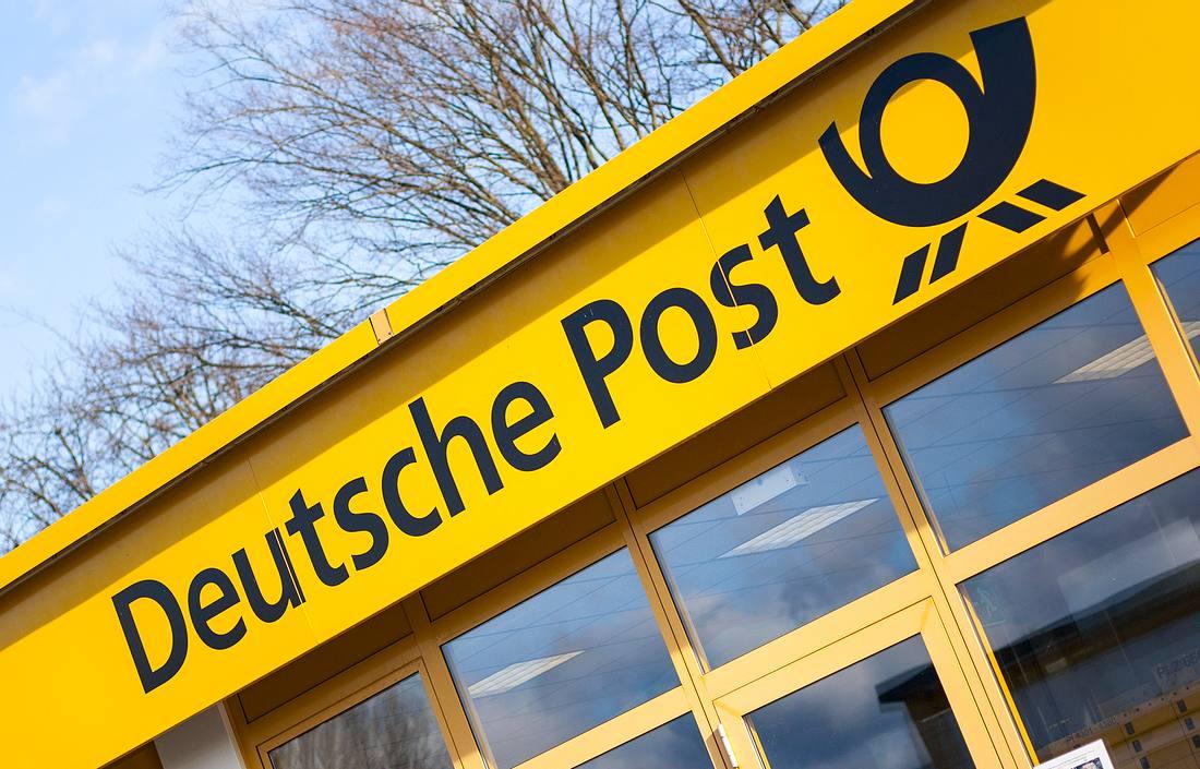 Filiale der Deutschen Post