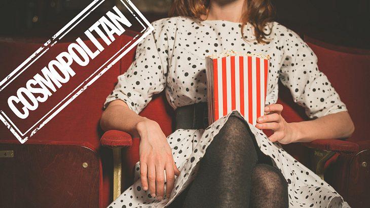 Cosmopolitan-Redakteurin klärt auf: Die richtigen Moves beim Kinodate