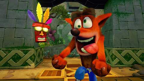 Crash Bandicoot - Foto: Activision