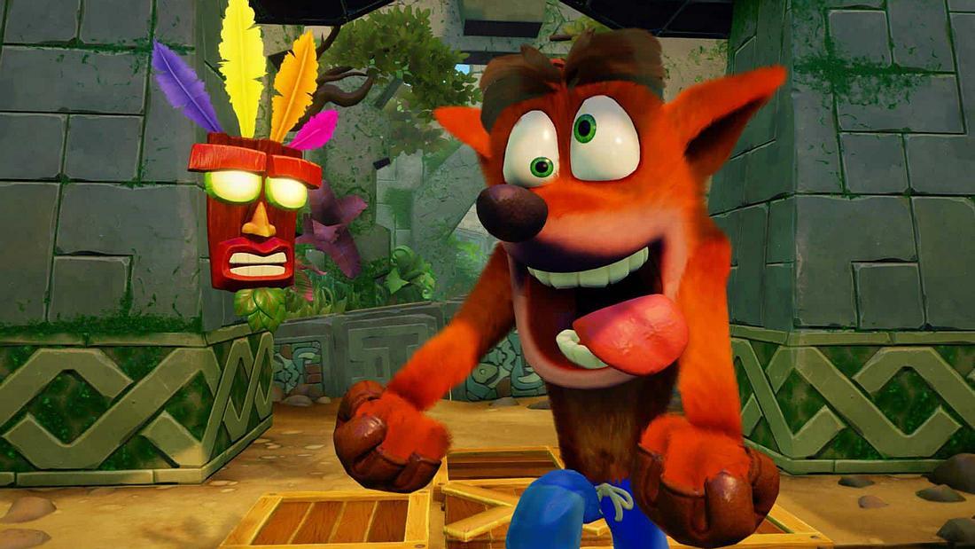 Crash Bandicoot kehrt zurück