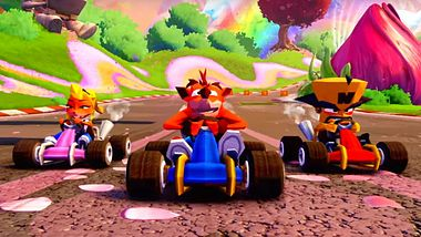 Crash Team Racing Nitro-Fueled - Foto: YouTube / PlayStation