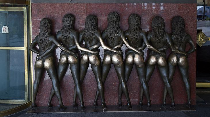 5 Statuen, die jeder Tourist unsittlich berührt