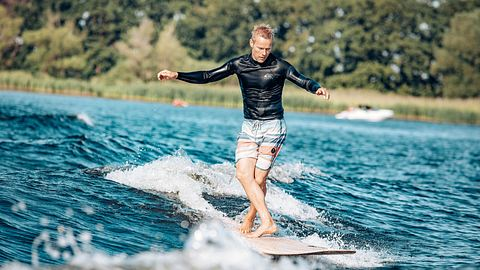 Wakesurfer - Foto: Pure Emotion Pictures