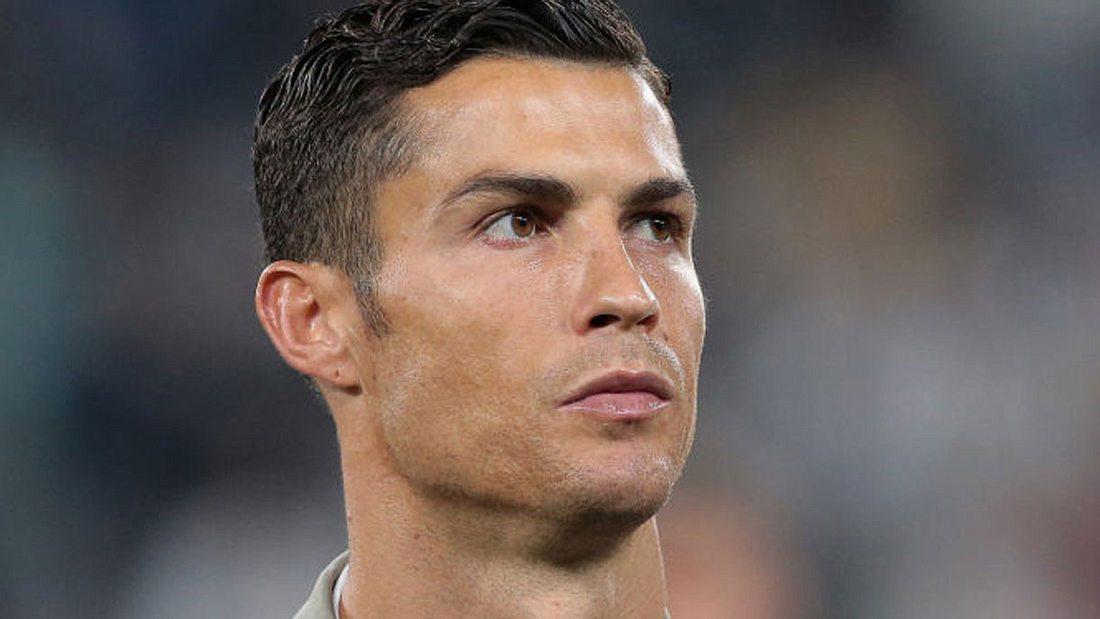Cristiano Ronaldo in Erklärungsnot.