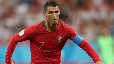 Cristiano Ronaldo im Trikot der portugiesischen Nationalmannschaft - Foto: Getty Images