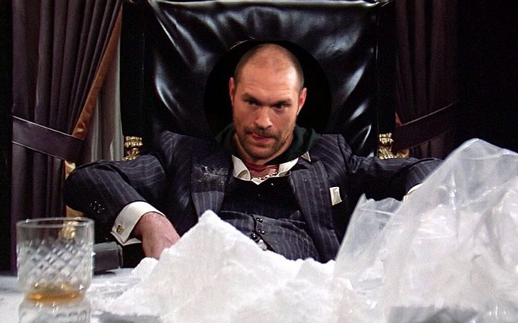 Reagierte auf Kokain-Vorwürfe via Twitter: Tyson Fury