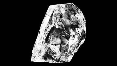 Der größte Diamant der Welt
