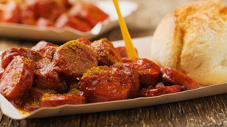 Currywurst in der Kritik