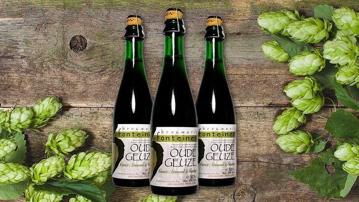 Cuvée Armand & Gaston (3 Fonteinen) - das zweit beste Bier der Welt