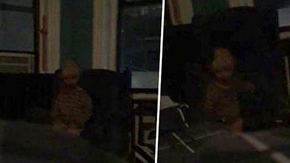 Totes Baby aus dem Jenseits? Dieser Dämon spaltet das Netz - Foto: twitter/moby_dickhead