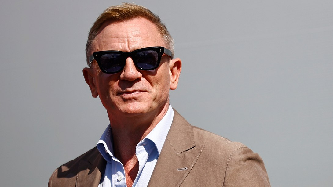 Daniel Craig - Foto: Getty Images / Jared C. Tilton