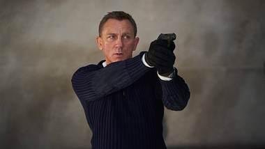 Daniel Craig als James Bond in Keine Zeit zu sterben - Foto: IMAGO / Cinema Publishers Collection