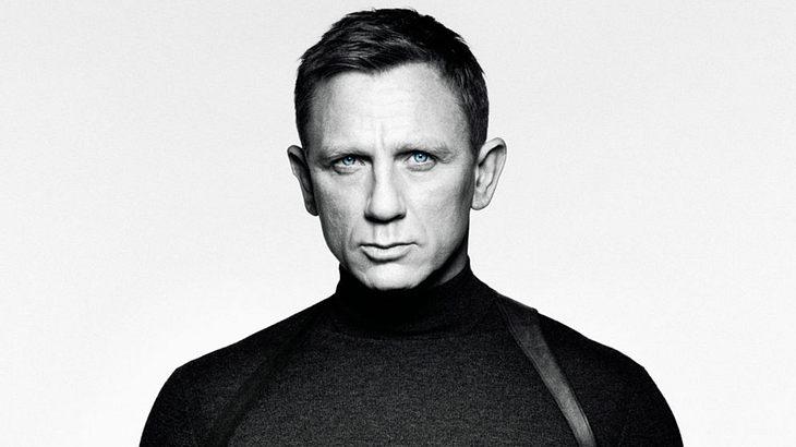 Daniel Craig wird erneut James Bond spielen
